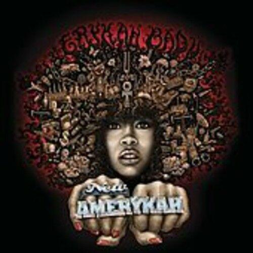 Erykah Badu - New Amerykah Part One: 4th World War