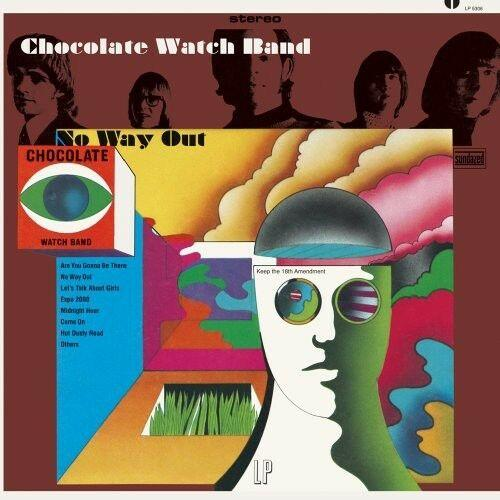 The Chocolate Watchband, Chocolate Watch Band - No Way Out