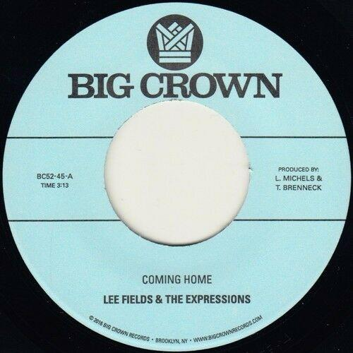 The Expressions - Coming Home / Precious Love (7 inch Vinyl)