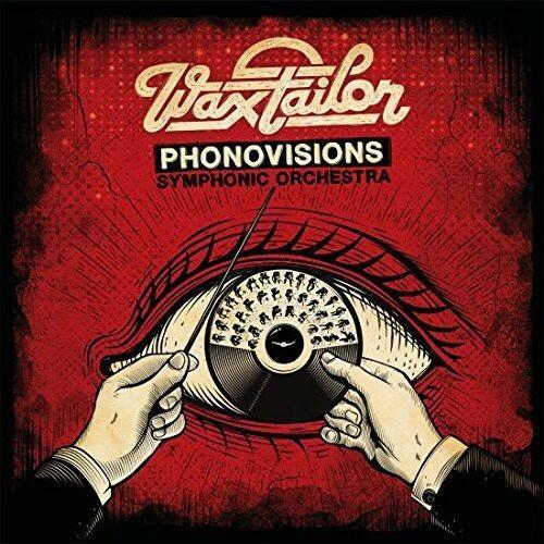 Wax Tailor - Phonovisions Symphonic Orchestra  Boxed Set