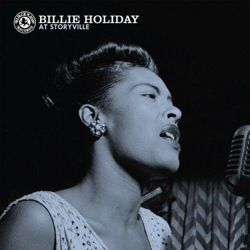 Billie Holiday - At Storyville (2015)