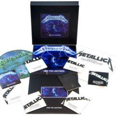Metallica - Ride the Lightning (Deluxe Box Set)  Patch, With CD, W