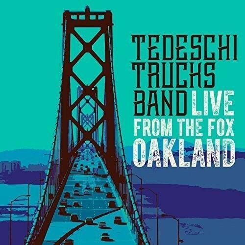 Tedeschi Trucks Band - Live From The Fox Oakland  180 Gram