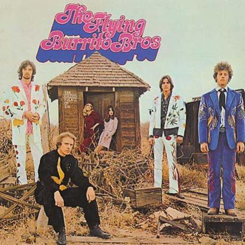 Flying Burrito Bros ‎– The Gilded Palace Of Sin