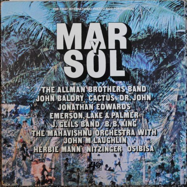 Various – Mar Y Sol