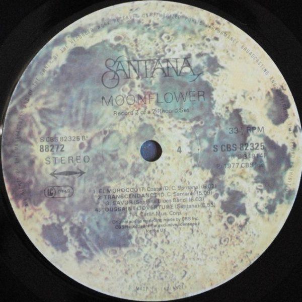Santana – Moonflower