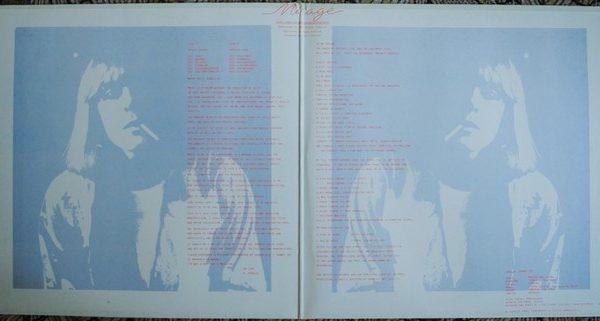 Klaus Schulze – Mirage (1977)