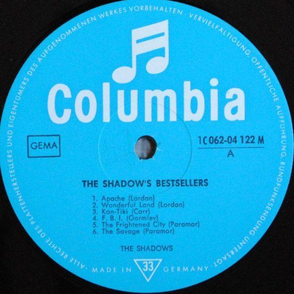 Shadows – The Shadows' Bestsellers