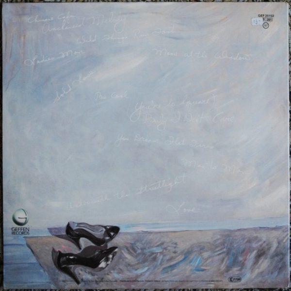 Joni Mitchell – Wild Things Run Fast