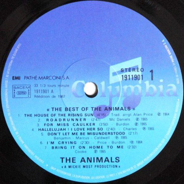 Animals – The Best Of The Animals