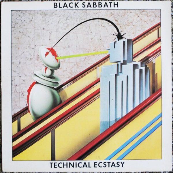 Black Sabbath – Technical Ecstasy (1976)