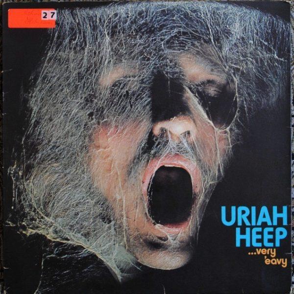 Uriah Heep – ...Very Eavy ...Very Umble (1976)