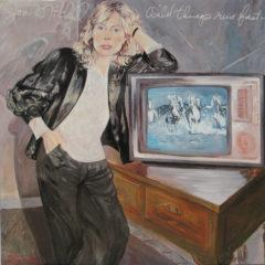 Joni Mitchell ‎– Wild Things Run Fast