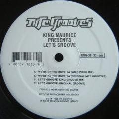 King Maurice ‎– Let's Groove