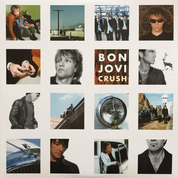 Bon Jovi – Crush