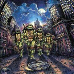 John Duprez - Teenage Mutant Ninja Turtles (Original Score)  Green, 1