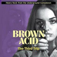 Various Artists - Brown Acid: Third Trip / Various
