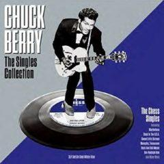 Chuck Berry - Singles Collection (White Vinyl)  Colored Vinyl, Whi