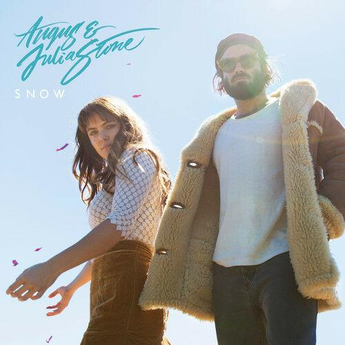 Angus & Julia Stone - Snow  Explicit, White, 45 Rpm, 180 Gram