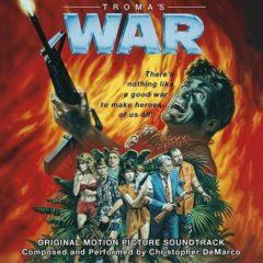 Chris DeMarco - Troma's War (Original Soundtrack)  Orange, Red