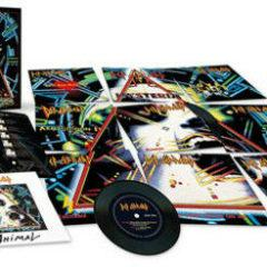 Def Leppard ‎– Hysteria (The Singles)