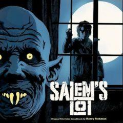Harry Sukman - Salem's Lot (1979 Original Soundtrack)  Blue, Gatefold