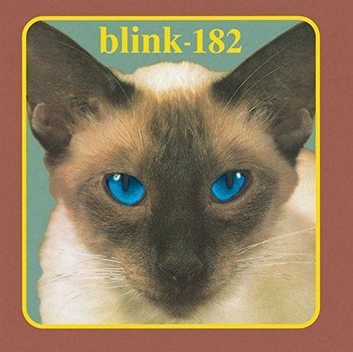 Blink 182 - Cheshire Cat (2016)