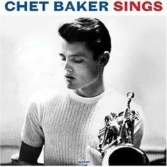 Chet Baker - Chet Baker Sings (Blue Vinyl)  Blue, Colored Vinyl, 180