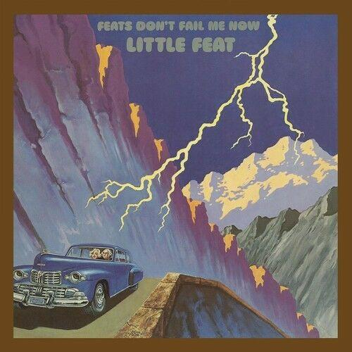 Little Feat ‎– Feats Don't Fail Me Now