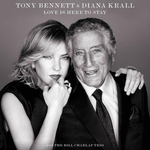 Tony Bennett & Diana Krall With Bill Charlap Trio – Love Is Here To Stay