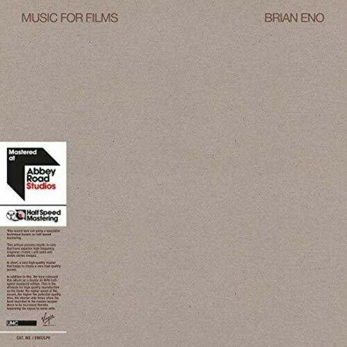 Brian Eno - Music For Films (2018)