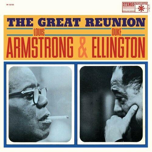Louis Armstrong & Duke Ellington - The Great Reunion  180 Gram