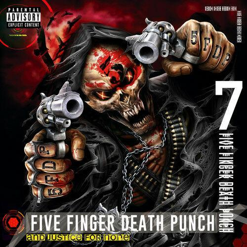 Five Finger Death Punch - And Justice For None  Explicit, Gatefold LP