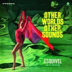 Esquivel & His Orche - Other Worlds Other Sounds  Bonus Track,