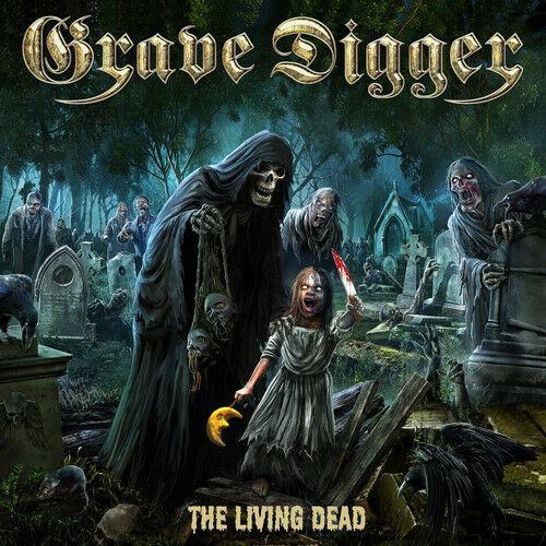 Grave Digger - Living Dead