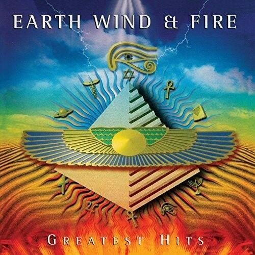 Earth Wind & Fire - Greatest Hits  Colored Vinyl