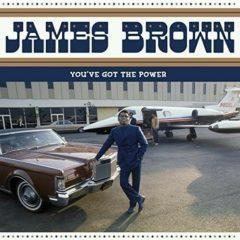 James Brown - You've Got The Power: Federal & King Hits 1956-1962  Ga