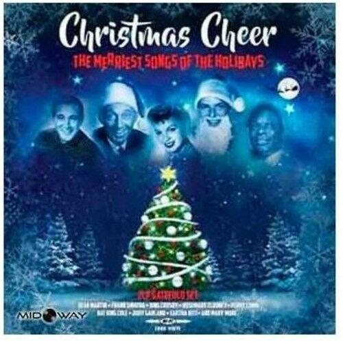 Christmas Cheer: Merriest Songs Of The Holidays / Various  UK -