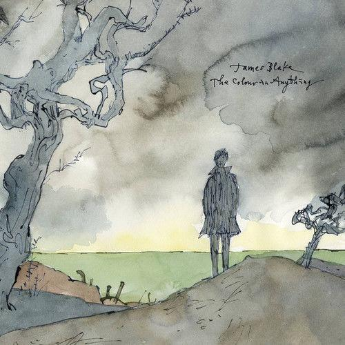 James Blake - The Colour In Anything  180 Gram