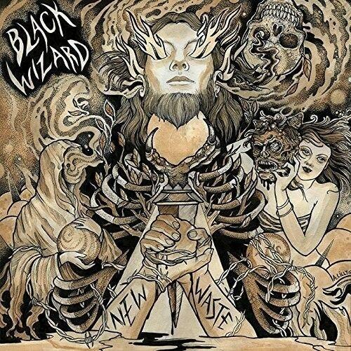 Black Wizard - New Waste