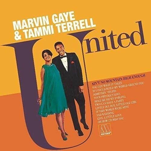 Marvin Gaye - United (With Tammi Terrell)