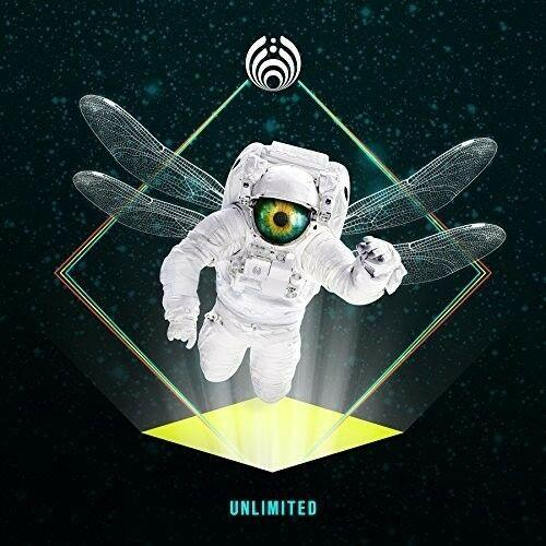Bassnectar - Unlimited  Black, Colored Vinyl,  Gre