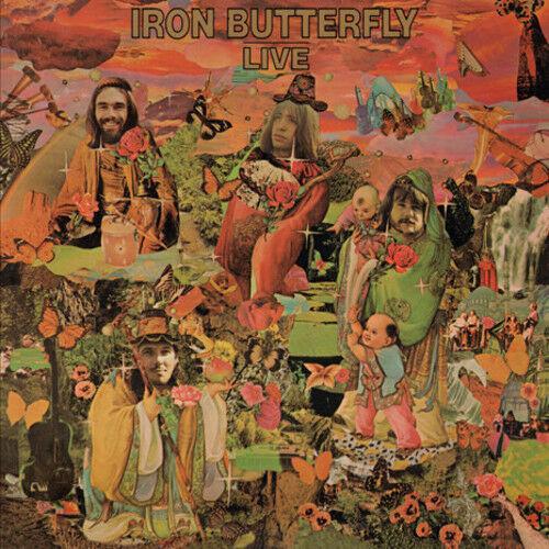 Iron Butterfly - Iron Butterfly Live   180 Gram, Anniversar