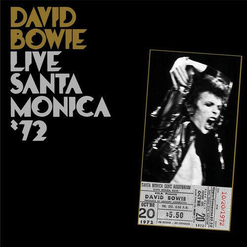 David Bowie - Live Santa Monica 72