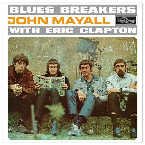 John Mayall & Bluesb - Blues Breakers With Eric Clapton  Blue,