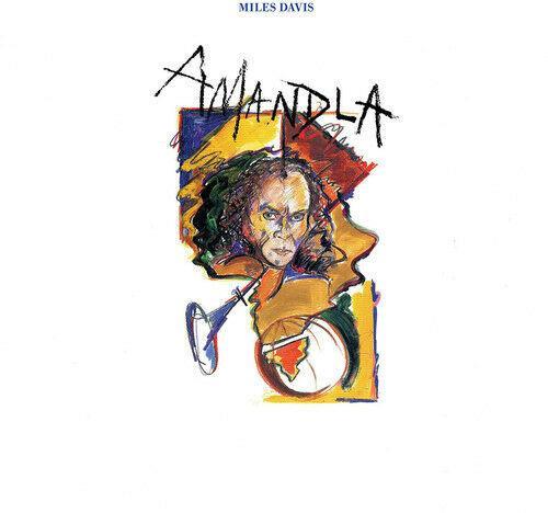Miles Davis - Amandla  180 Gram
