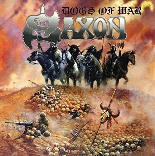 Saxon - Dogs Of War  Colored Vinyl,