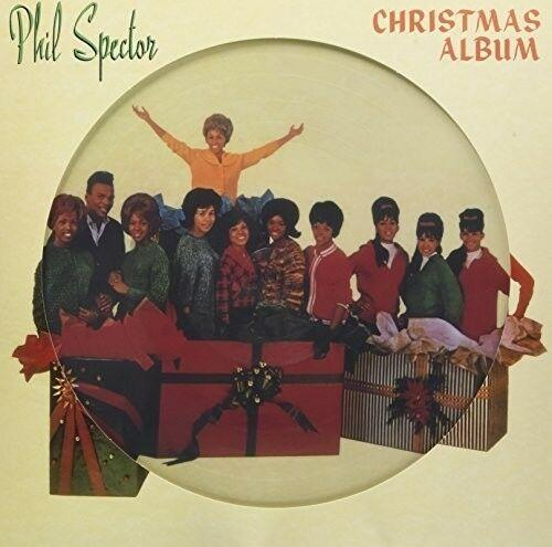 Phil Spector - Christmas Gift For You  Picture Disc,