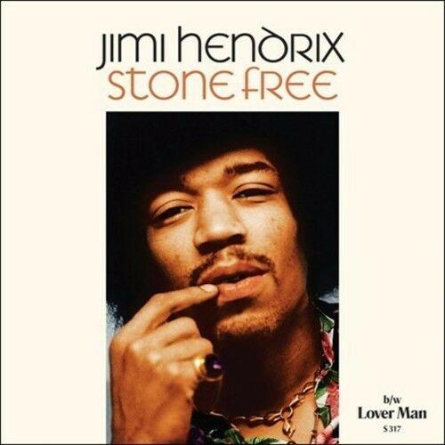 Jimi Hendrix - Stone Free/Lover Man