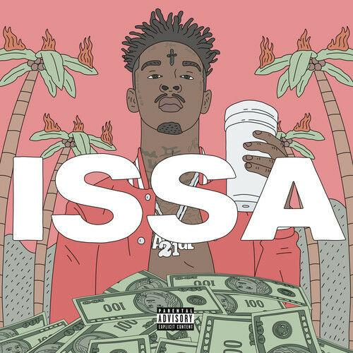 21 Savage - Issa Album  Explicit, 150 Gram